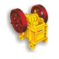 Wholesale 2012 Hot Sell Jaw Crusher PEX150x750 from china suppliers