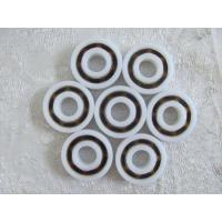 Wholesale 180℃ PTFE Ball Bearings Corrosion Resisting Plastic Bearings from china suppliers