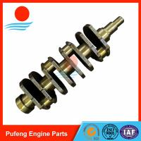 Buy cheap SUZUKI crankshaft supplier in China casting alloys crankshaft F10A 12221-75103 from wholesalers
