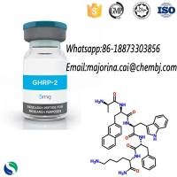 China GHRP-2 Human Growth Peptide for Muscle Growth Bodybuilding Peptides CAS 158861-67-7 on sale