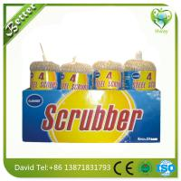Wholesale galvanized wool ball/mesh scourer for cleaning as kitchen sink cleaning tool price from china suppliers