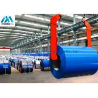 JIS G3302 Zinc Aluminium Color Coated Steel Coil Painted Aluminum Coil