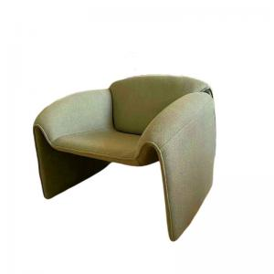 Wholesale Hot sale Leather single sofa Chair Customized Leisure Lounge Chair Living Room Chairs from china suppliers