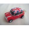 High speed BMW mini car Customized USB Flash Drives with 4GB, 8GB (MY-UBMW01) for sale