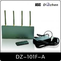 Wholesale 10w Mobile / Cell Jammer / Blocker / Isolator (DZ-101F-B) from china suppliers
