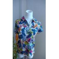 Wholesale Short Sleeve Silk Shirt from china suppliers