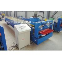 Wholesale Hydaulic Sheet 17 Row Metal Roof Roll Forming Machine 380V 50Hz For Industrial from china suppliers