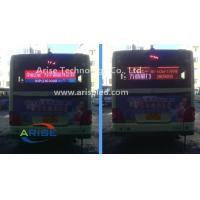 Wholesale Wireless Vehicle BUS LED display P6 P8 from china suppliers