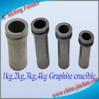 Wholesale JC Graphite Crucible for Metal Gold Melting With Competitive Price from china suppliers