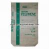 Three Plies Kraft Paper Multiwall Paper Bags for sale