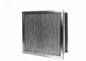 Wholesale Customized Size Rigid Hepa Air Filter 99.99% High Efficiency For Rated Industrial from china suppliers