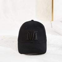 Wholesale Unisex Six Panels Cotton Fabric 60cm Embroidered Baseball Caps from china suppliers