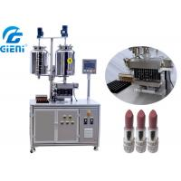 Wholesale 20L Double Heating Tank Cosmetic Filling Machine With Twelve Nozzles from china suppliers
