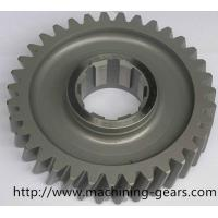 High Speed Stainless Steel Spur Gears Machining Parts Transmission Planetary Gear