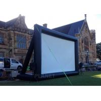 Wholesale Multipurpose Inflatable Movie Screen Logo Printing Customized Design from china suppliers