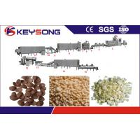 Wholesale Grain Puffing Breakfast Cereal Making Machine Food Grade Stainless Steel 304 from china suppliers