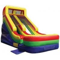 Wholesale KidsLarge Commercial Durable PVC tarpaulin Inflatable Slide Safety for Rent, Resale  from china suppliers