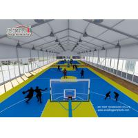 Best Water Proof Temporary Sport Event Tents Fabric Shade Structures With 10m Height wholesale