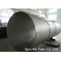 Best ASTM A312 / A213 / A249 TP 321 Stainless Steel Welded Pipes UNS S32100 WNR 1.4541 wholesale