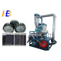 Wholesale Vibrating Sieve Stainless Steel Grinding Mill Machine For WPC Waste Candy Papers from china suppliers