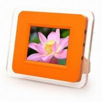 Wholesale 3.5-inch Digital Photo Frame with Full Window or Full Picture View from china suppliers