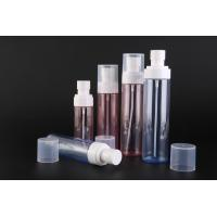 Wholesale PET Plastic Cosmetic Spray Bottles / Pump Spray Bottle Custom Printing Or Labeling from china suppliers