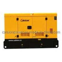 Wholesale 20kw Factory Silent Power Generator (C25QS) from china suppliers