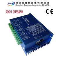 Quality CNC Hybrid Closed loop Stepper Servo Drive Driver 4.5N.M Motor with Encoder for sale