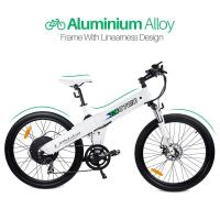 Wholesale Strong 500W Electric Power Assist Mountain Bike With Aluminum Alloy Frame from china suppliers