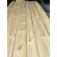 Quality Knotty Pine Decorative Veneers Knotty Pine Natural Veneers for Furniture Doors for sale