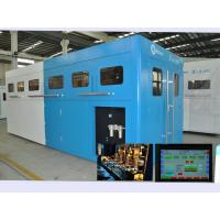 Wholesale Electrical Auto PET Stretch Blow Molding Machine 0.2L - 2L / 4000bph - 6000bph from china suppliers