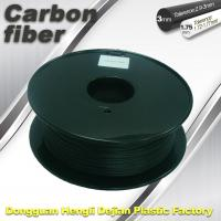 Wholesale Carbon Fiber 3D Printing Filament  .Black Color,0.8kg / Roll ,1.75mm 3.0mm from china suppliers