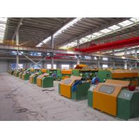 Wholesale 5.0mm - 12.0mm Welding Wire Forming Machine , Ribbed Steel Wire Wire Processing Machine from china suppliers