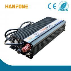 China HanFong 1000Watt Modified Sine Wave Power Inverters 50Hz / 60Hz 12v to 220v UPS for sale