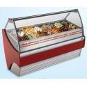 1920*1050*1300mm Length Ice Cream Display Freezer 600L Temperature -16 ~ -20℃ for sale