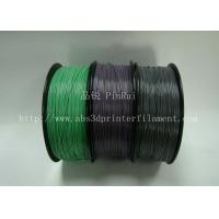Wholesale Custom Color Changing abs and makerbot pla filament 1.75 / 3.0mm Grey to white from china suppliers