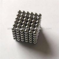 Wholesale D5mm Neocube Neodymium Magnet Balls from china suppliers