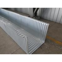 China Agriculture irrigation culvert pipe corrugated steel pipe Assembled corrugated steel pipe for sale