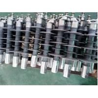 Buy cheap 11KV Composite Pin Insulator With Gray Sheds for Transmission Line from wholesalers