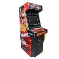 Wholesale 19 Inch LCD Upright Arcade Game Machine With Metal + Wooden Material from china suppliers