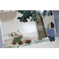 China Pop Up Hard Cover Childrens Book Printing Offset With Card Book Binding on sale