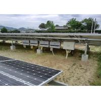 Wholesale Simple Installation Ground Mount Solar System Saving Labor Consumption from china suppliers