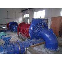 Buy cheap Small Horizontal Shaft Francis Hydro Turbine 500KW For Hydropower Stations renewable energy from wholesalers