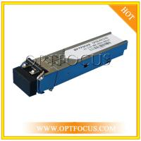550M 850nm SFP Optical Transceiver Multi Mode Dual Fiber With DDM Function for sale