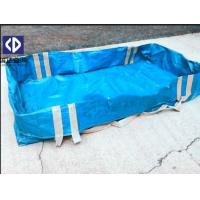 China Garbage Dumpster PP Bulk Bags 1000-2000 Kgs Loading Weight For Waste Collection on sale