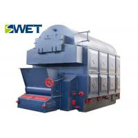 Wholesale 2.5MPa Coal Fired Boiler, Double Drum Chain Grate Industrial Steam Boiler from china suppliers