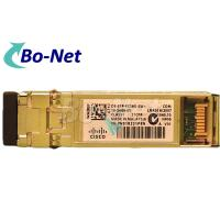 China Layer 2 8G SFP+ Cisco DS SFP FC8G SW , 8 Gbps Fibre Channel SW SFP+, LC for sale