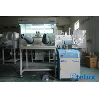 China PLC control inertgas glove box system on sale