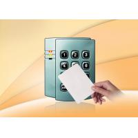 Proximity Mifare Card Reader Rfid Access Control System With Keypad for sale