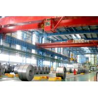 Wholesale Customized Galvanized Steel Coil , Galvanized Sheet Metal Rolls Zinc Coating 40g - 180g from china suppliers